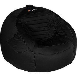 Kahuna Sound Chair Bean Bag Black Bean Bag Chair Bean Bag Gaming Chair Black Bean Bags