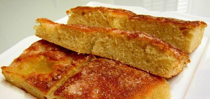 #Tortas caseras de azúcar