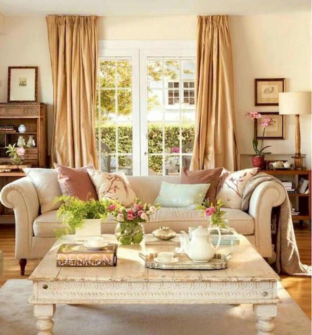 Home Decorating Ideas Farmhouse Gorgeous 60 Cozy Modern: 01 Warm And Cozy Farmhouse Style Living Room Décor Ideas