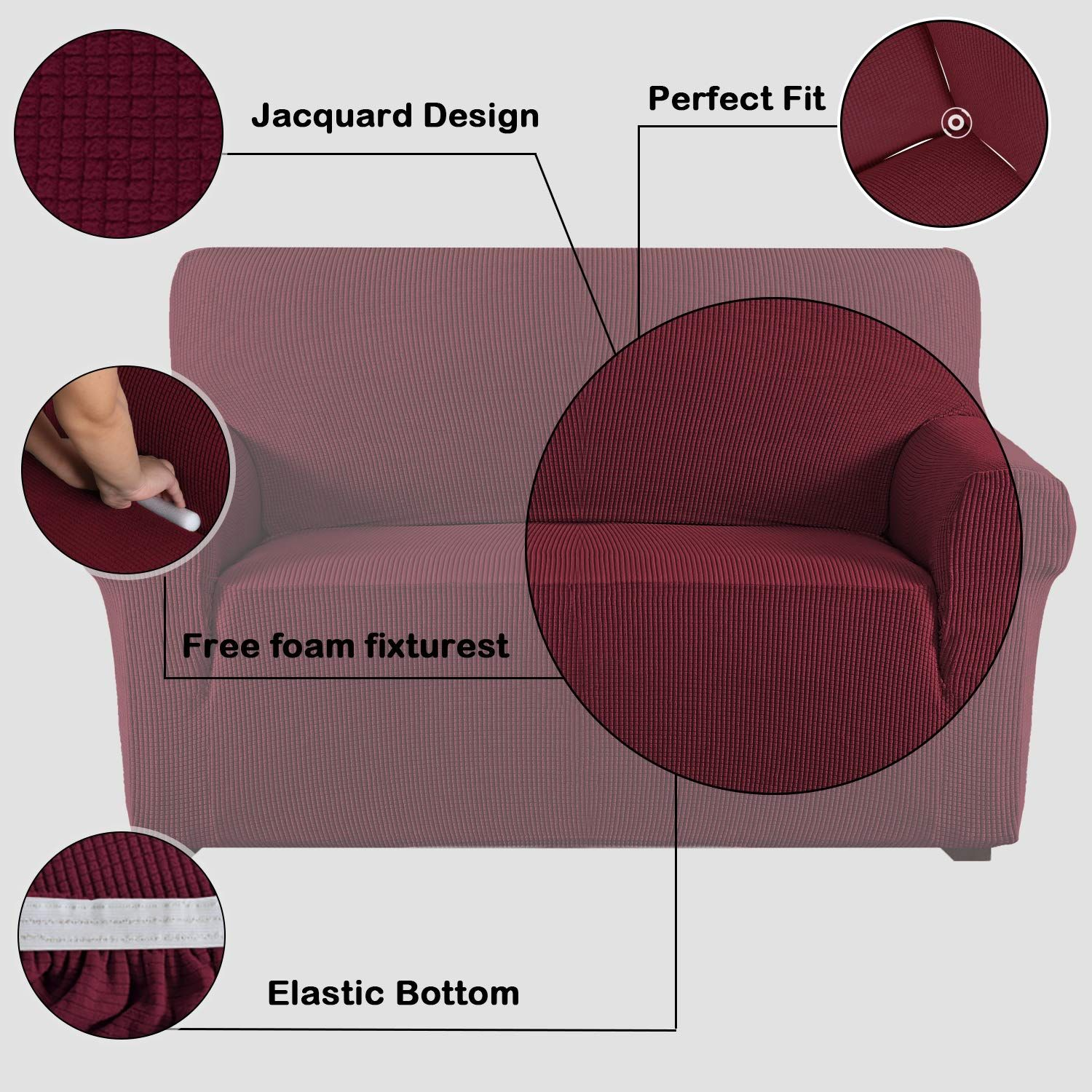 Outstanding Sofa Cover For Moving Stretch Sofa Slipcover 1 Piece Andrewgaddart Wooden Chair Designs For Living Room Andrewgaddartcom