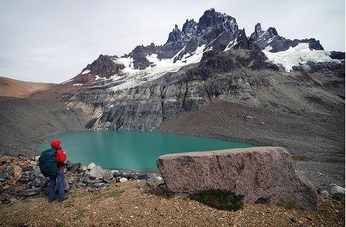 Trekking en Cerro Castillo
