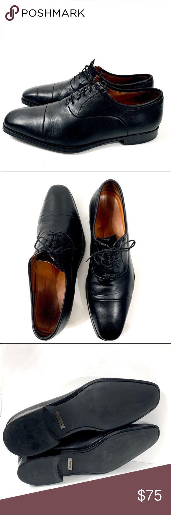 Classic Black Dress Shoe H M Men S Classics Mens Black Dress Shoes Sneaker Dress Shoes Black Dress Shoe [ 1137 x 972 Pixel ]