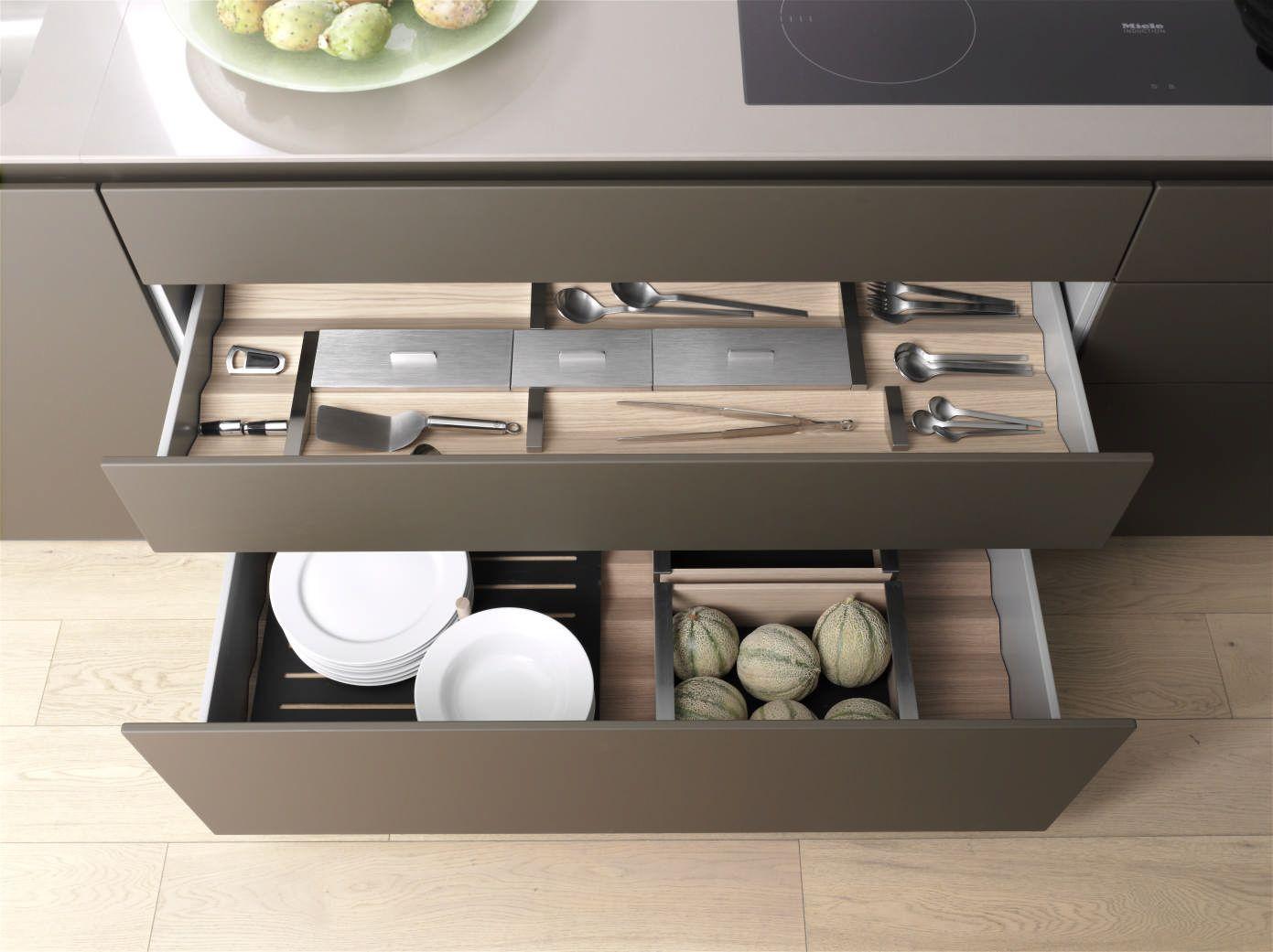 b3 Schub und Auszugssystem von Bulthaupt | Kitchen | Pinterest | Küche