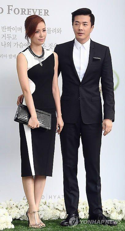 クォン サンウ夫婦 イ ビョンホン イ ミンジョン結婚式出席 クォン サンウ ビョンホン イミンジョン