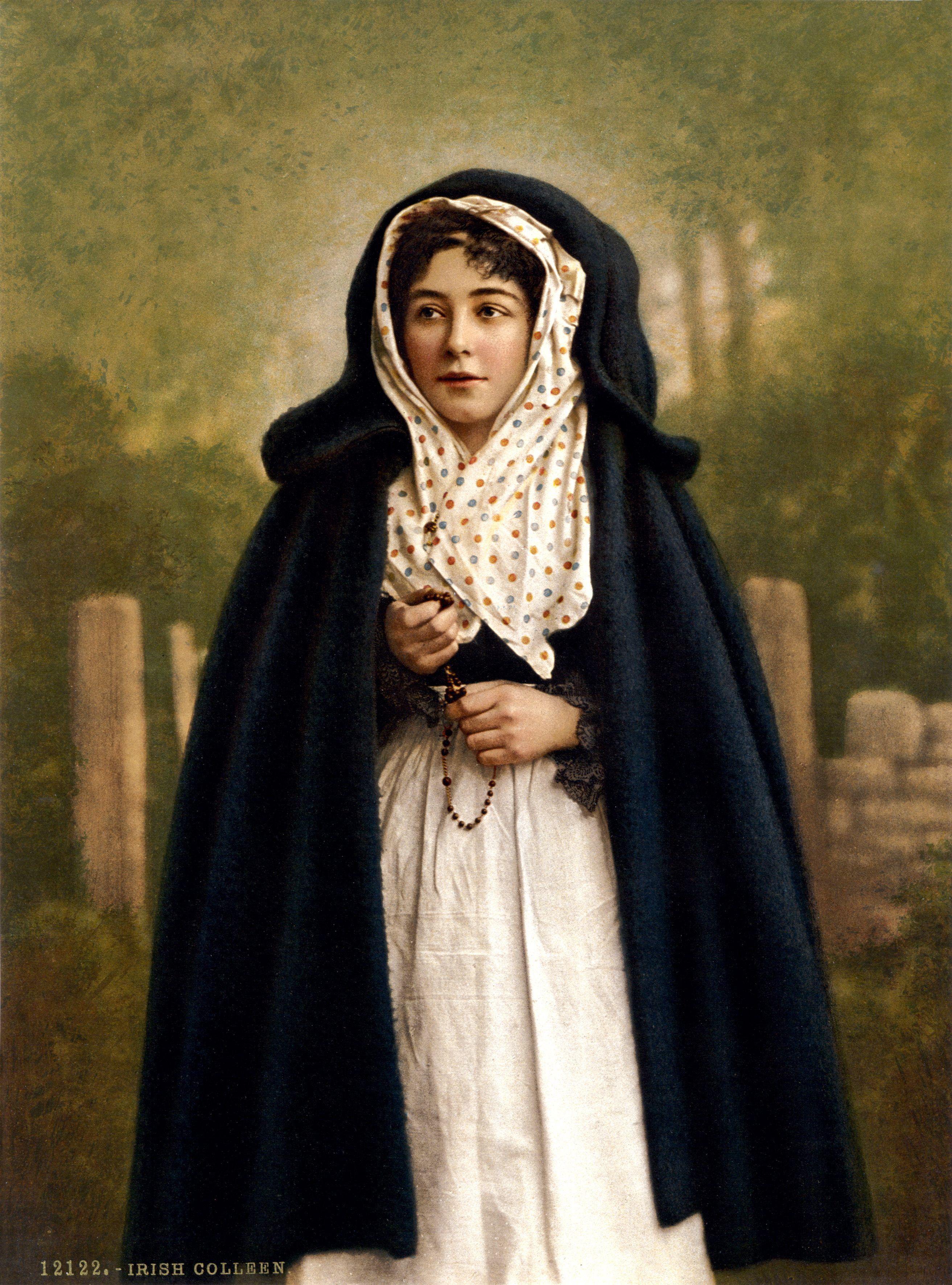 https://www.google.com/search?q=irish women shawl | Niamh ...