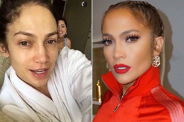 Photo of Wie diese wunderschönen Prominenten ohne Make-up oder Kosmetik aussehen …