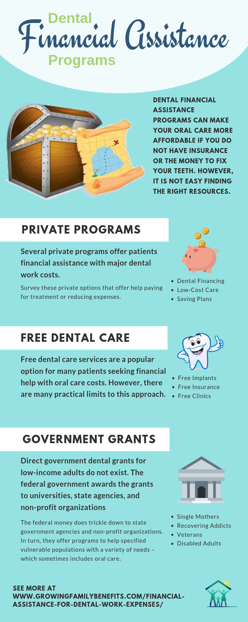 Dental Financial Assistance Programs Grants Free Care Dental Help Financial Assistance Dental