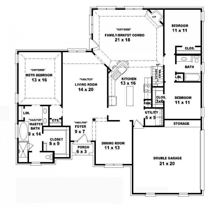 2119 sq ft biggest flaw is no mudroom. No hallways, no wasted space House Plans With No Hallways on house plans with no stairs, house plans with no space wasted, house plans open living area, house plans with no basements, house floor plans 3000, house plans with no garages, house plans with no dining room, house plans 1600 to 1800 square feet, house plans with no halls,