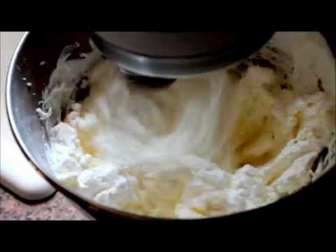 Almond Swiss Meringue Buttercream
