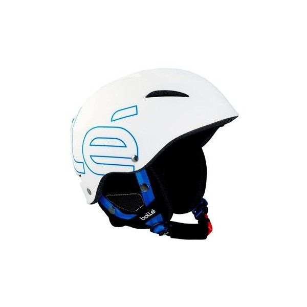 Bolle B-Style Helmet - Soft White and Blue