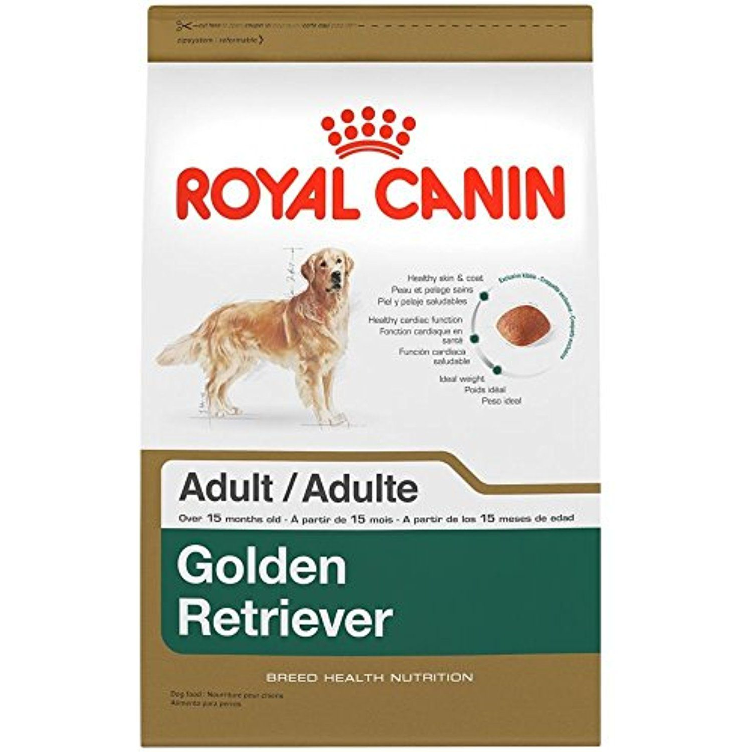 30 Pound Dry Dog Food For Golden Retriever To Check This