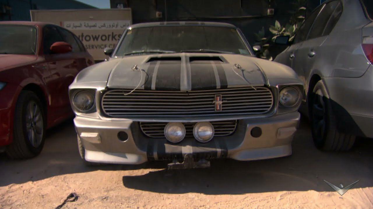 Dubai\'s Abandoned Sports Cars   Wheeler Dealers Trading Up ...