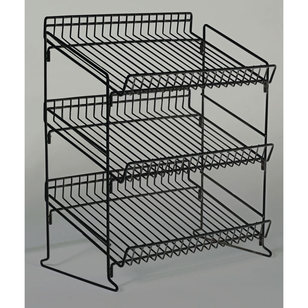 3 Tier Wire Countertop Display Countertop Display Retail