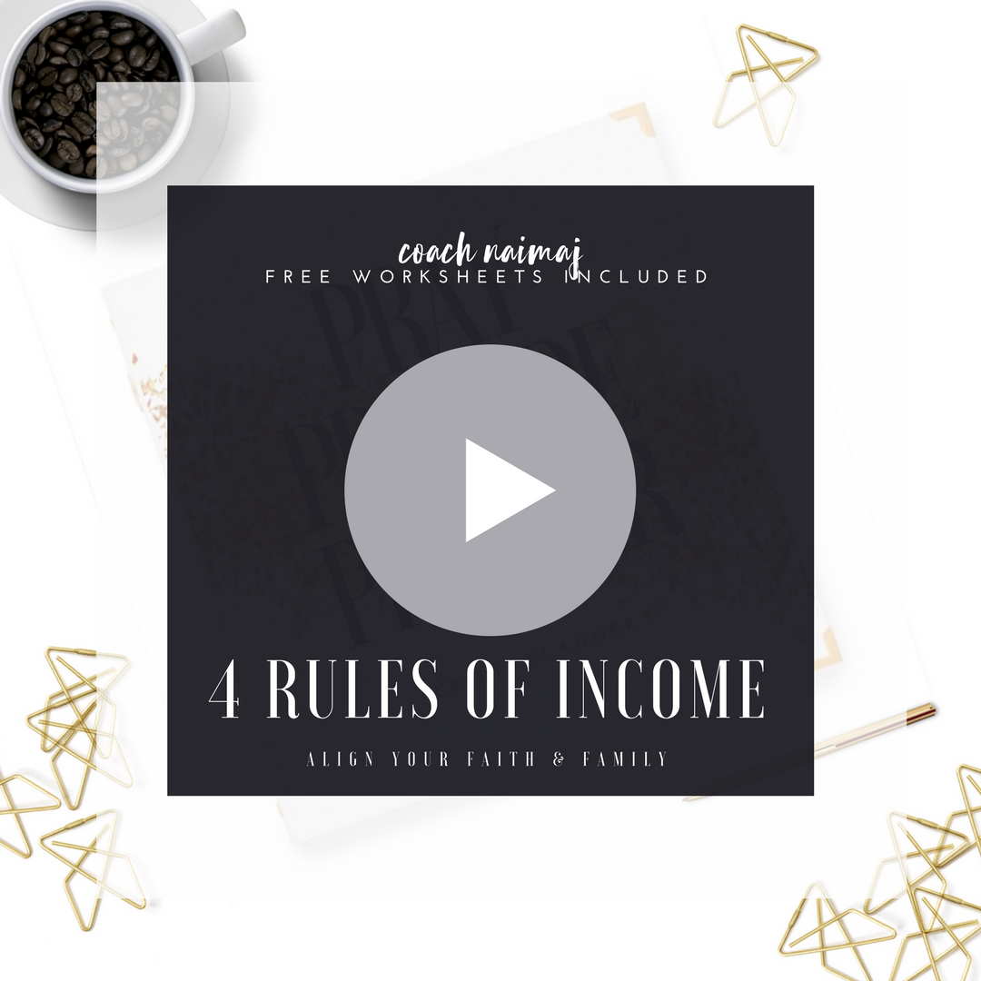 Family Talk Podcast 4 Rules Of Income