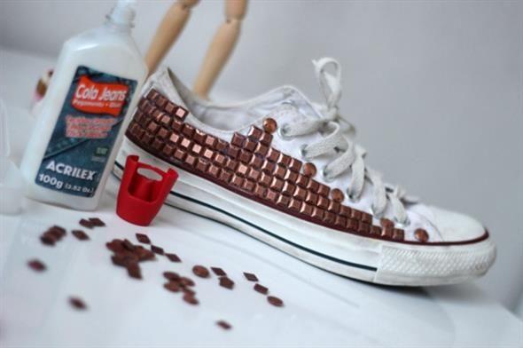 DIY – Como customizar tênis 011