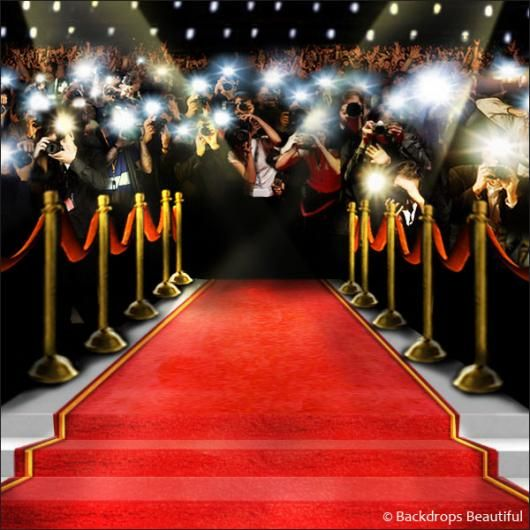 Backdrops Paparazzi Celebrity 5e Hollywood Party Theme Red Carpet Theme Party Prom Themes