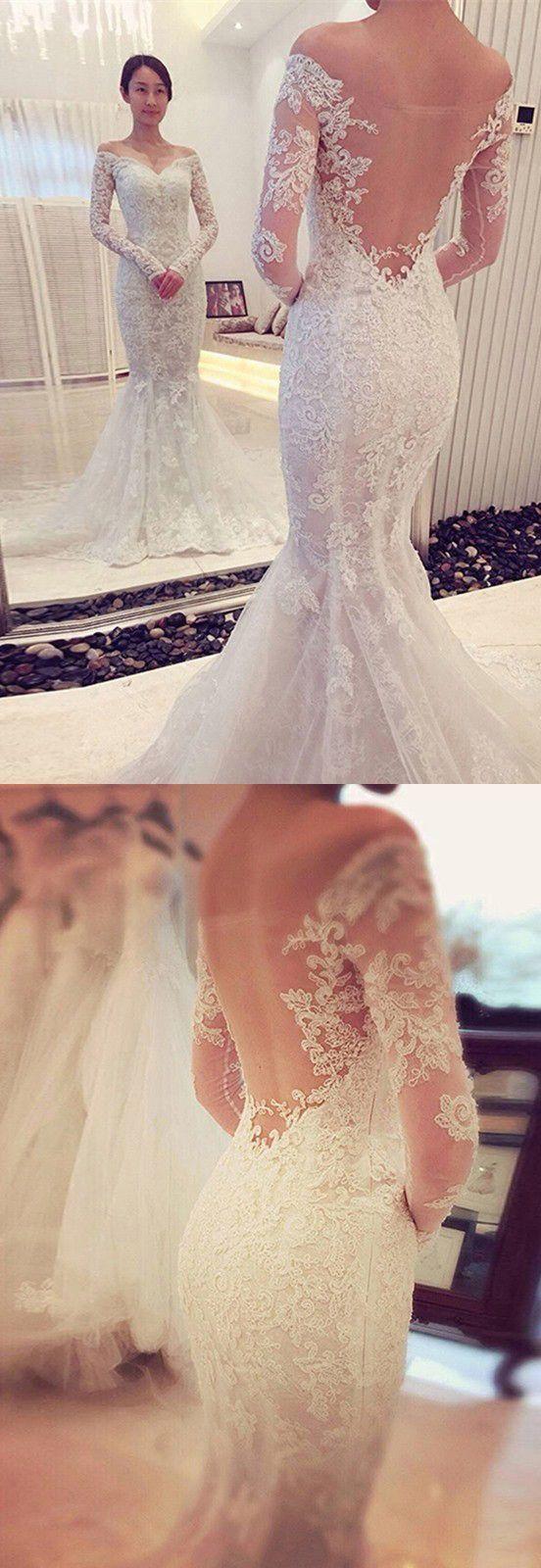Trumpetmermaid wedding dressesofftheshoulder wedding dresses