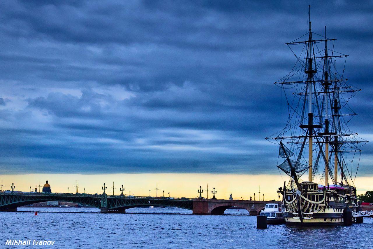 White Nights Saint Petersburg