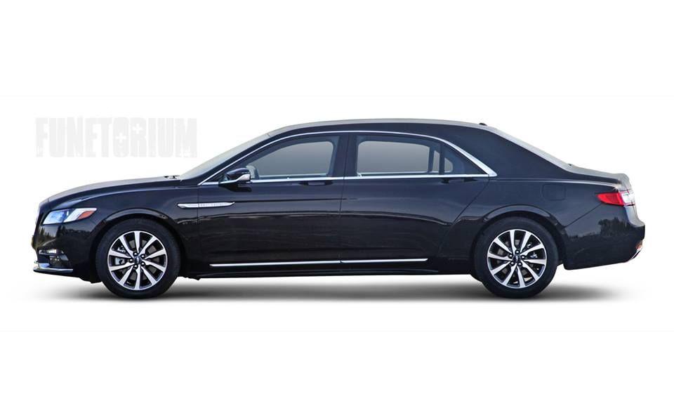 2018 Lincoln Continental Town Car Luscious Lincolns Lincoln