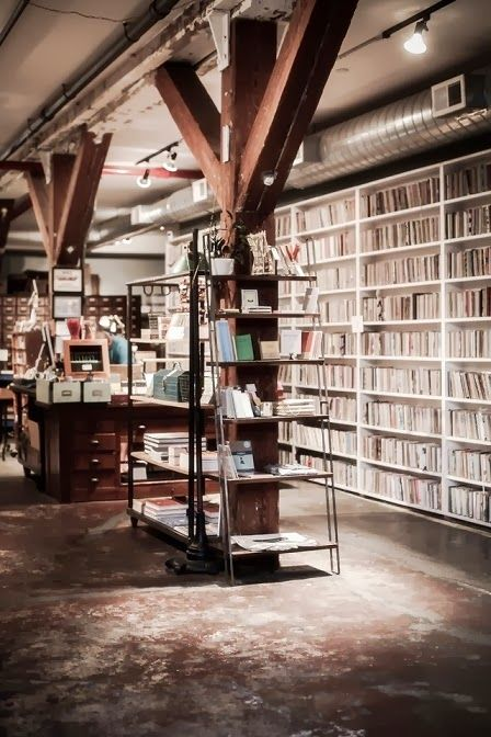 Ideas para decorar una libreria ** Decorate a bookstore