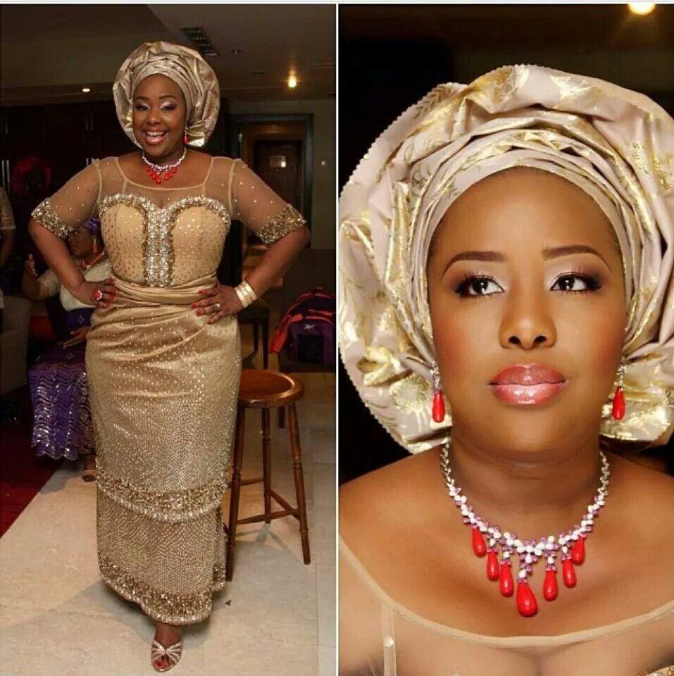 Gorgeous bride nigeria fashion pinterest ankara africans and