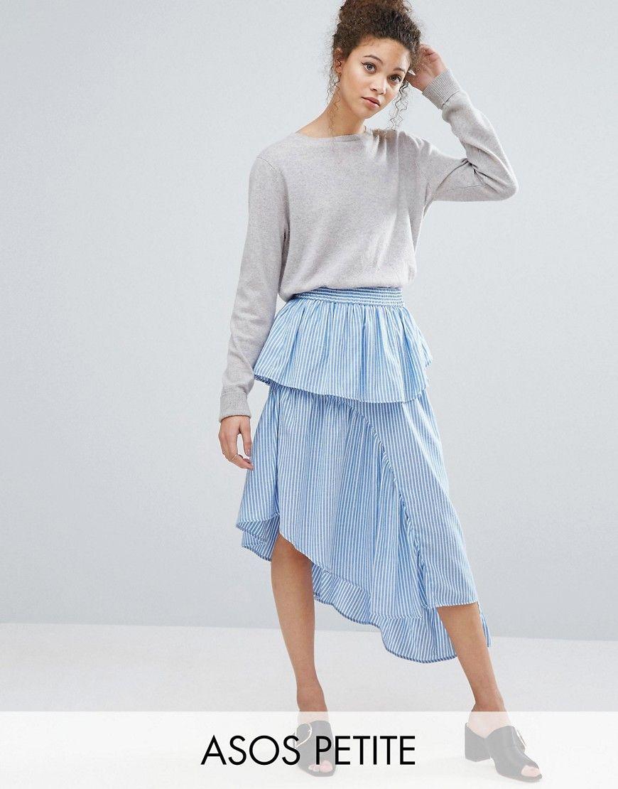 71b13317e Denim Midi Skirt Asos – DACC