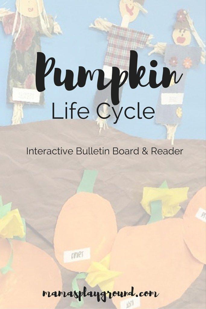A Magic Pumpkin Patch #pumpkinpatchbulletinboard