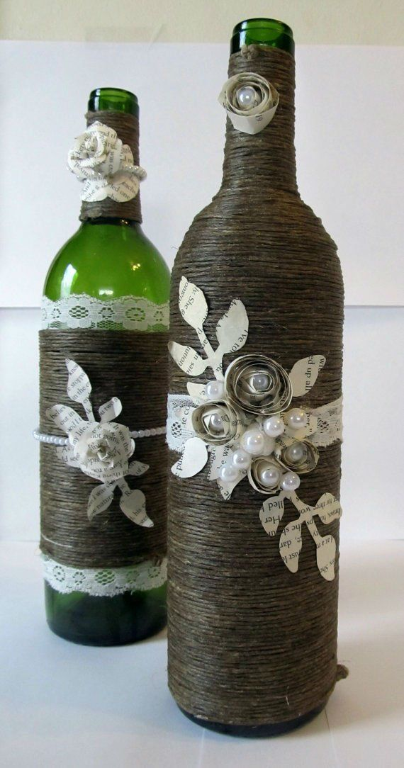 Bottle Decorating 34 Awesome Ideas For Decorating With Wine Bottles Bottle Wine & Bottle Decorating | Decorative Design