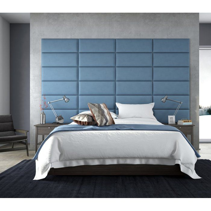 Calahan Upholstered Headboard Panels