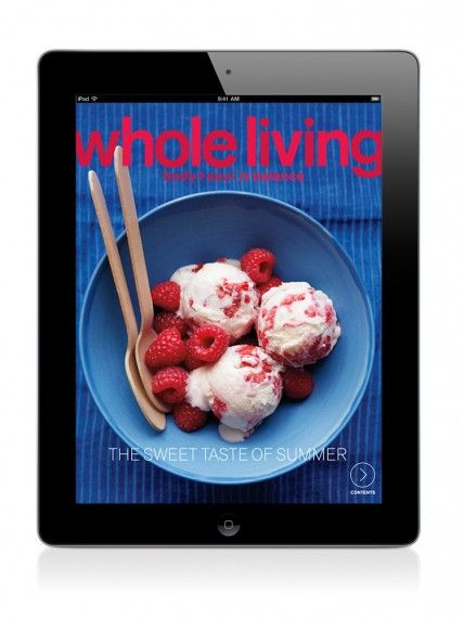 The July/August Wholeliving for iPad issue is here! What's your favorite article?