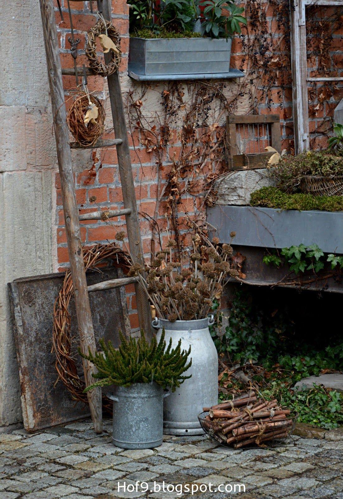 Photo of Holzvögel selber bauen, Vögel aus Holz, Christrosen, Gartendekoration im Früh …