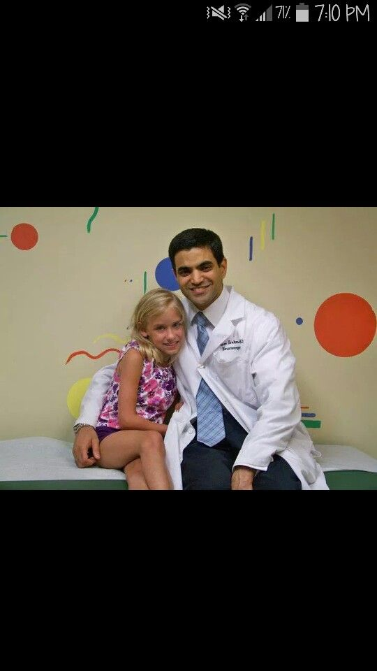 My neurosurgeon! He is my hero! I love you Dr  Brahma