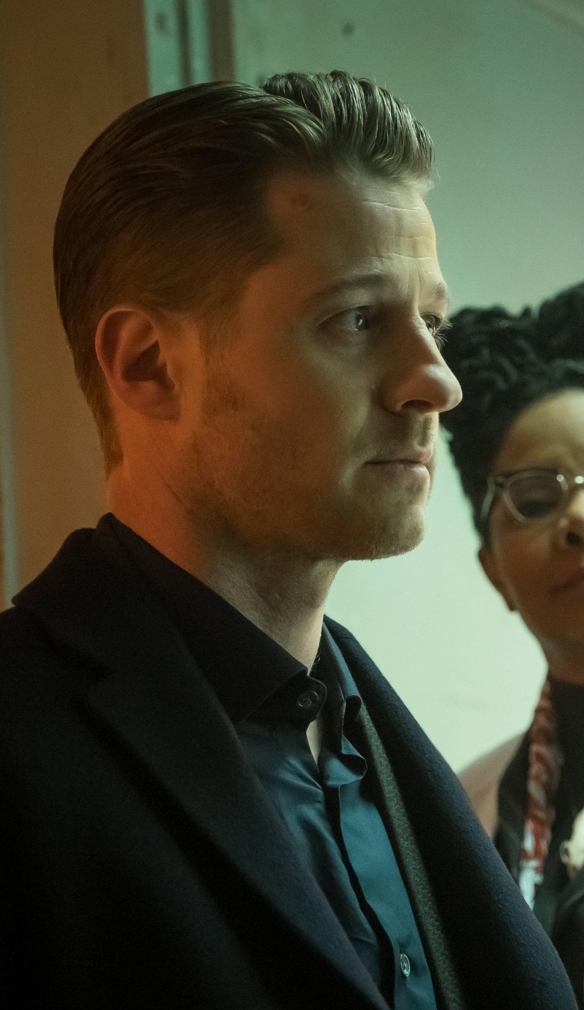 Gotham 2x20 James Gordon Ben Mckenzie Hq A Haircuts