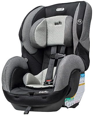Evenflo SureRide DLX Convertible Car Seat - Norwood | Baby Gear ...
