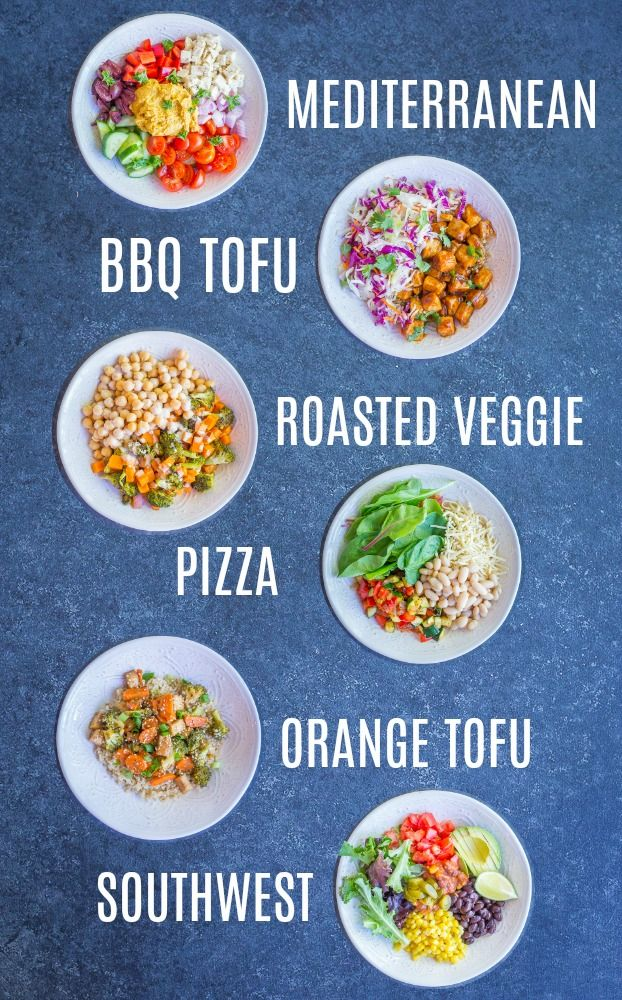 Easy Vegan Quinoa Bowls 6 Ways These Delicious Quinoa Bowls Are So Easy To Make And Perfe Vegetarian Recipes Healthy Vegetarian Meal Prep Vegan Quinoa Bowl