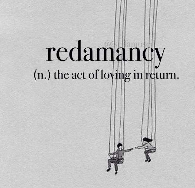 Redamancy Perfect Words Pinterest Words Beautiful Words And