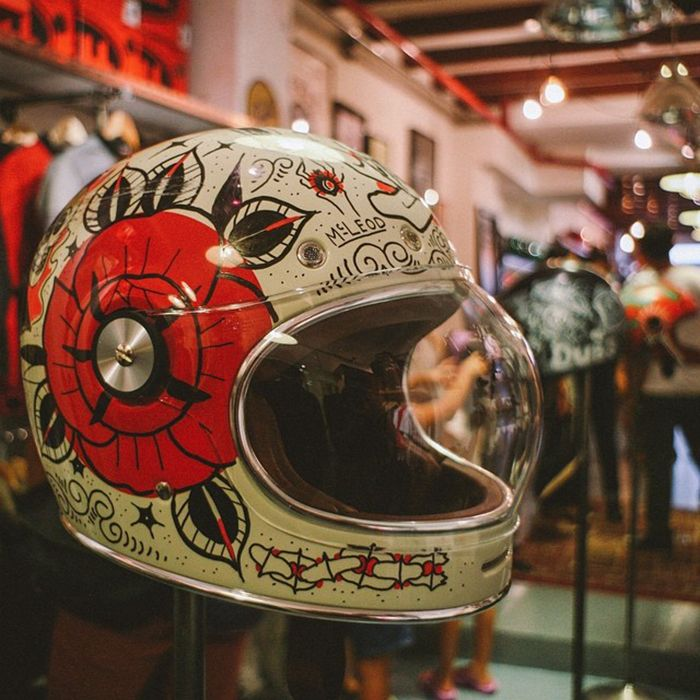 Lids Lads Moto Art People