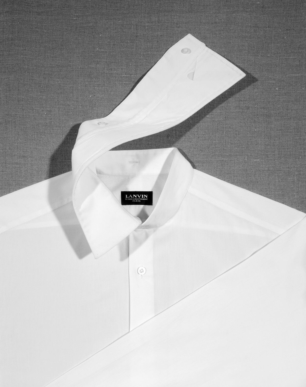 2018 Mode Neu Herren Hemden lanvin Hemd Gut verkauft