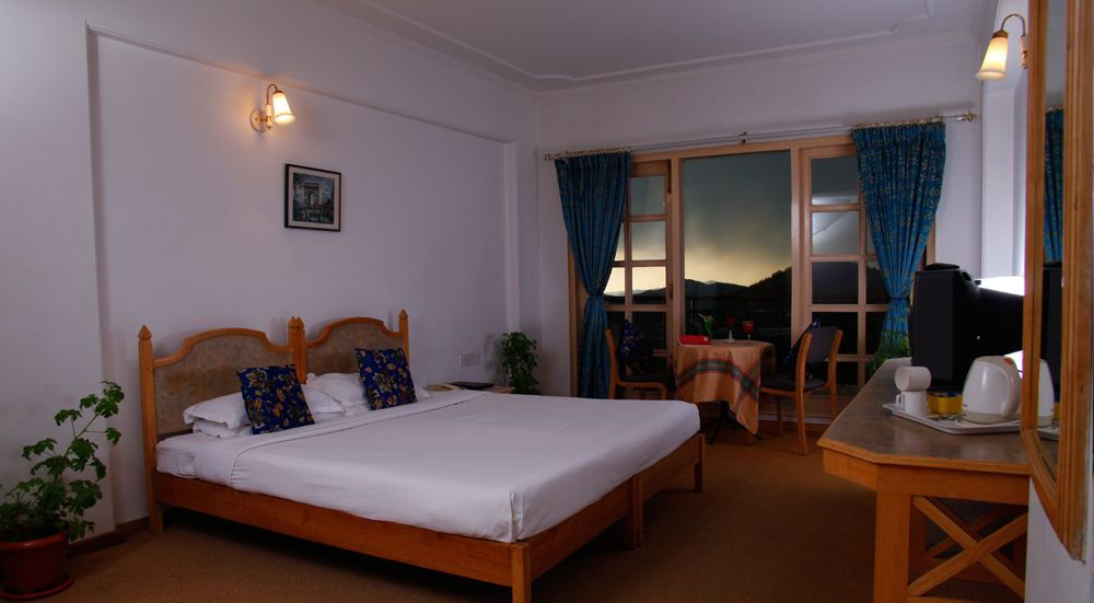 Perfect combination of purity and mesmerizing beauty of nature at Shimla brings fine accommodation at Toshali Royal View resort for a blissful stay in this hill station.