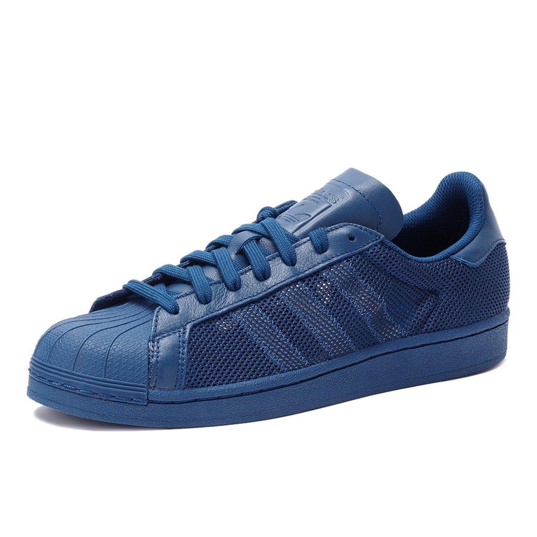 2018 Original adidas Superstar Winter Suede Casual Shoes