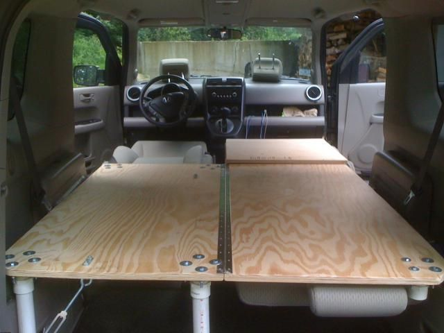 Foldable Sleeping Platform Honda Element Owners Club