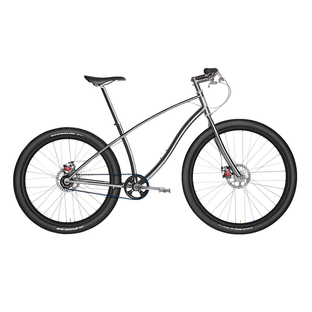 Budnitz Bike No 2 Titanium Maybe A New Bike For Me Avec Images