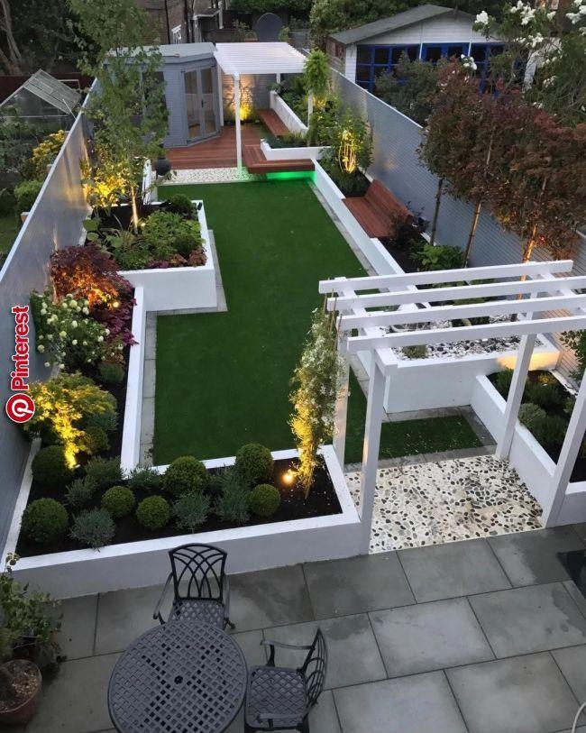 Pinterest Gartengestaltung Modern   The Mid Century Modern ...