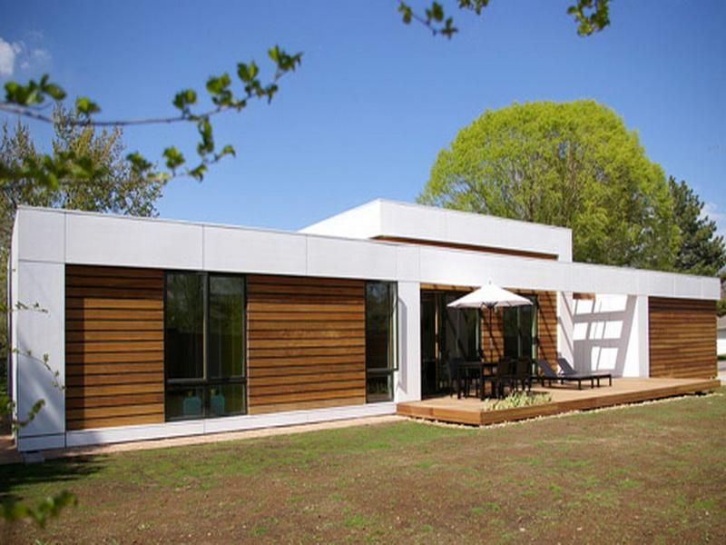 modern home plans Buscar con Google House frontage design of