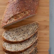 Whole Grain Flax Bread for Your Bread Machine | Recipe ...