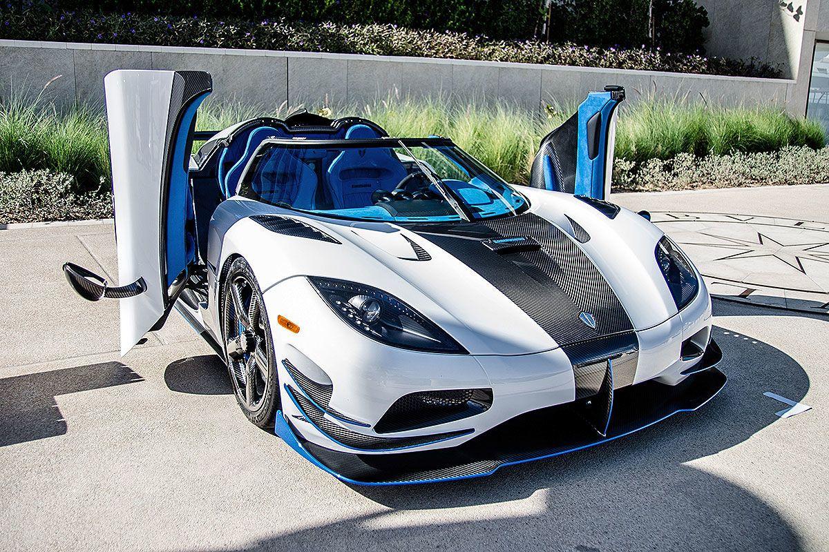 Supercar Owners Circle 2019 Uae Bilder Autobild De Auto Bild Koenigsegg Sport