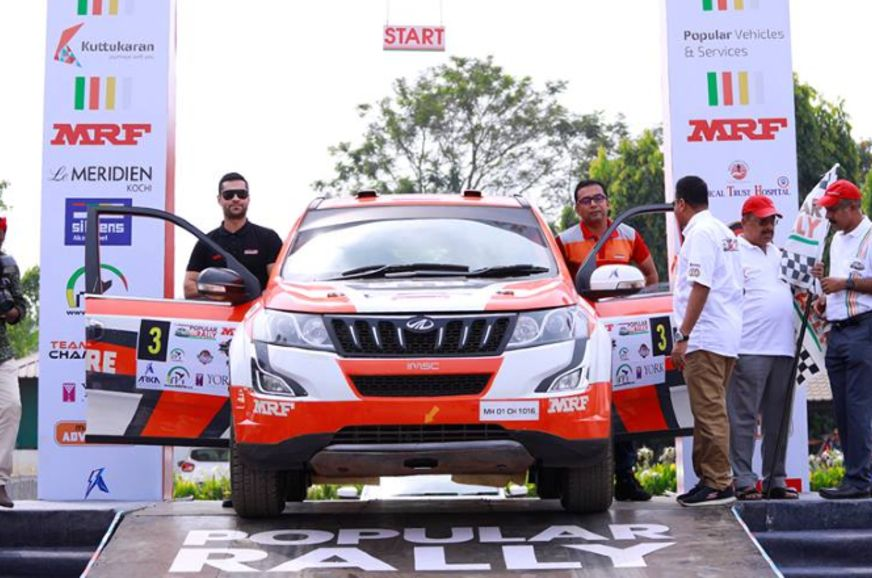 Inrc Round 4 In Kerala Postponed Kerala The 4 Automobile