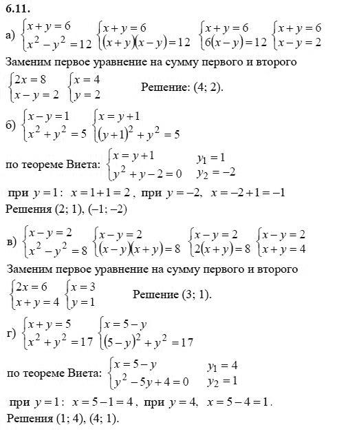 Алгебра 9 класс макарычев гдз 2017 17 издание