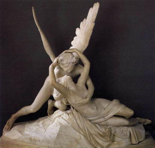 Resultado de imagem para Escultura e dança do amor