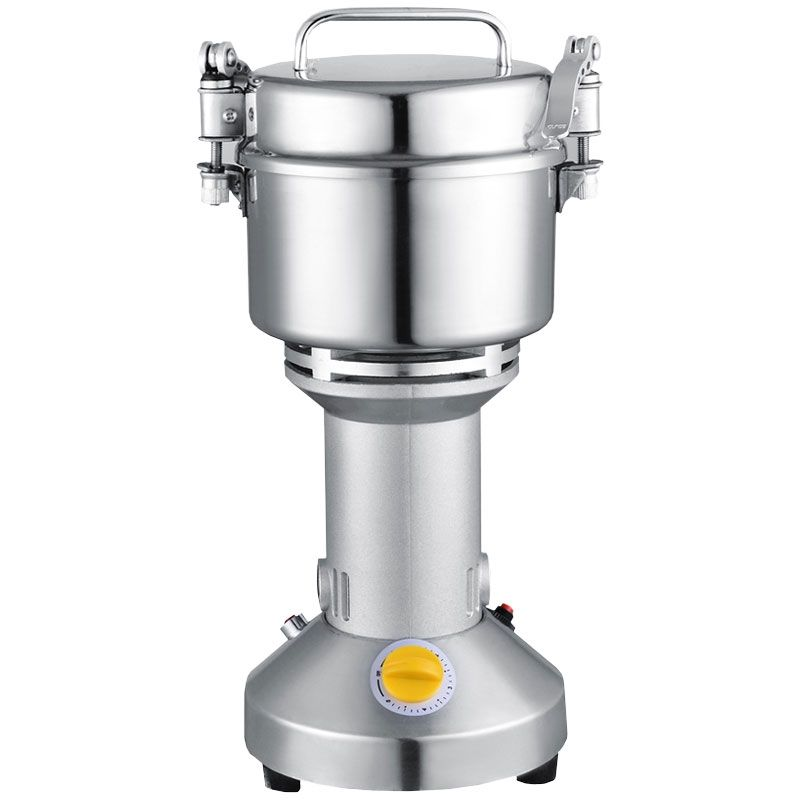 380g food grade stainless steel mini laboratory mill grinder